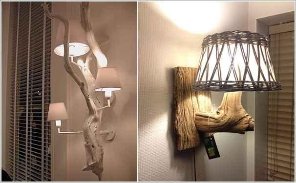 10 необычных настенных светильников 10 | Дока-Мастер