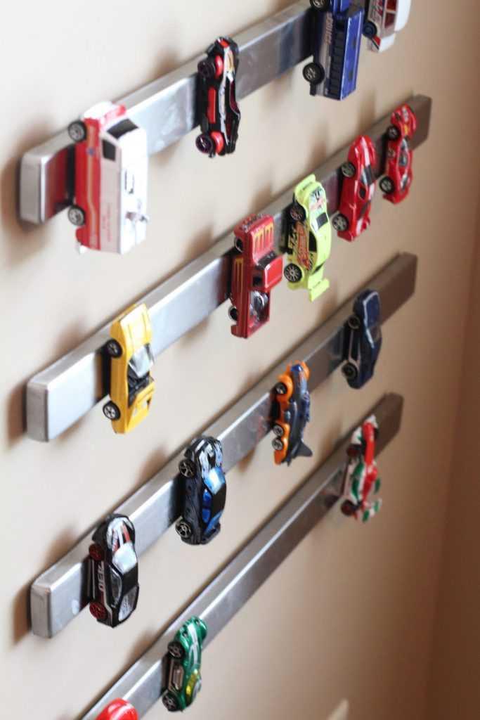 Как хранить вещи дома при помощи магнитов 11 | Дока-Мастер