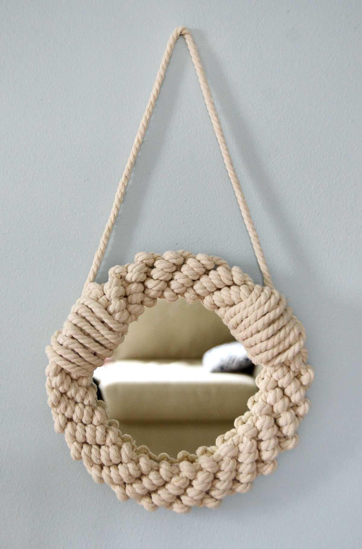 Творческие проекты из веревки сделанные своими руками 11 | Дока-Мастер
