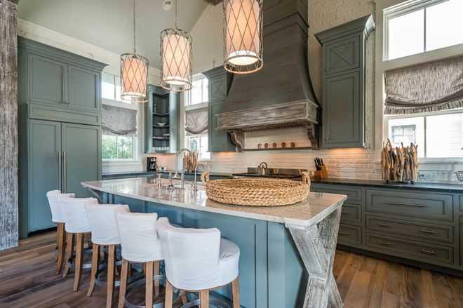 13 идей освещения для кухни 13 | Дока-Мастер
