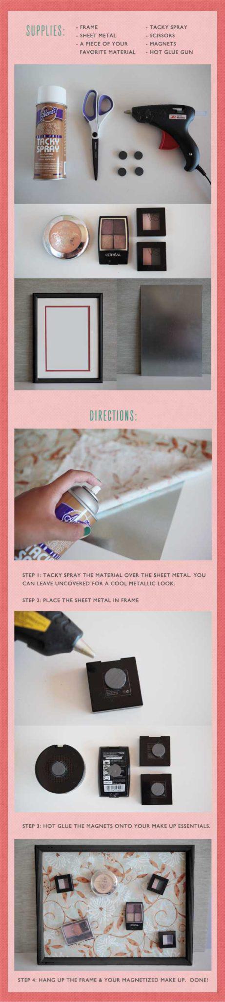 Как хранить вещи дома при помощи магнитов 12 | Дока-Мастер