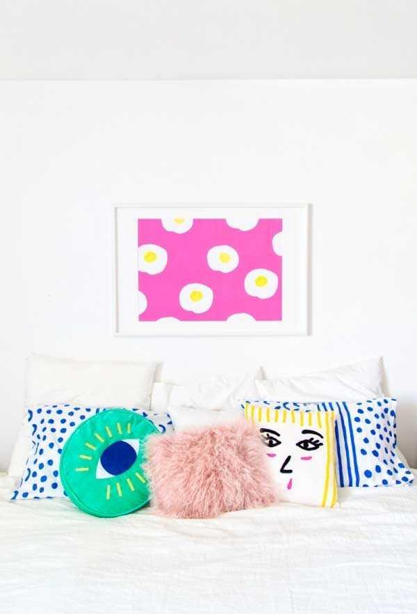 Забавные подушки для вашего дивана 12 | Дока-Мастер