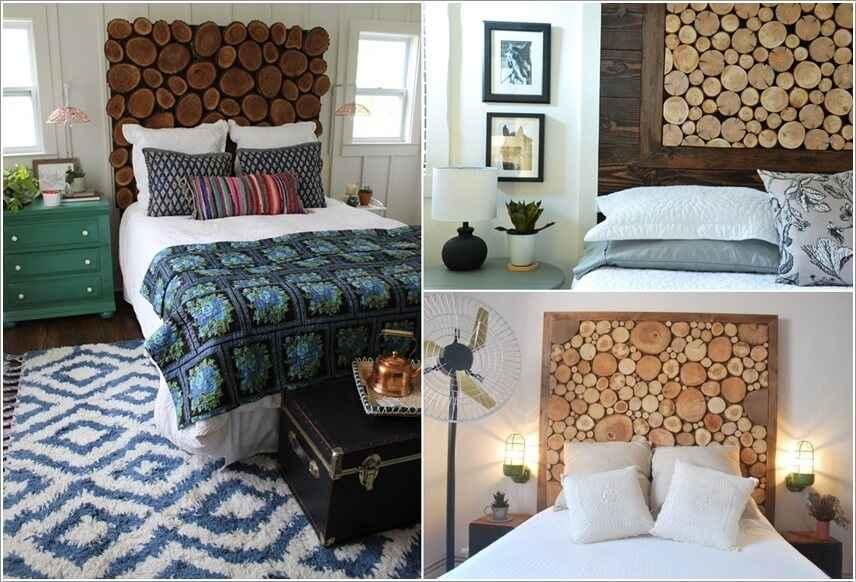 15 проектов предметов декора из спилов дерева 16 | Дока-Мастер