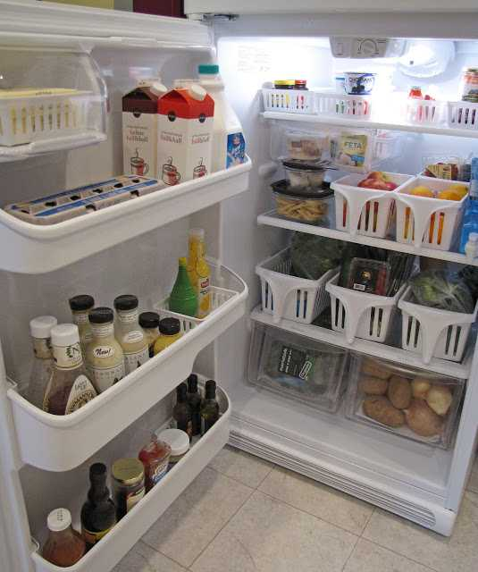 17 умных лайфхаков для холодильника