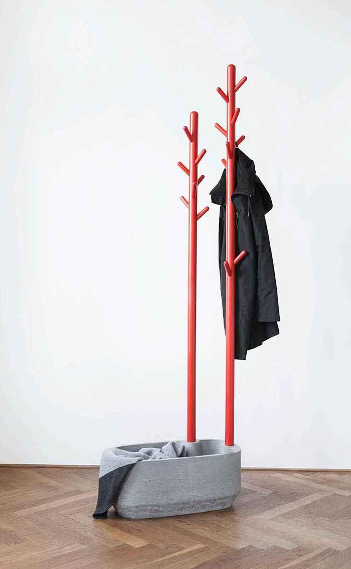 20 необычных вешалок для одежды
