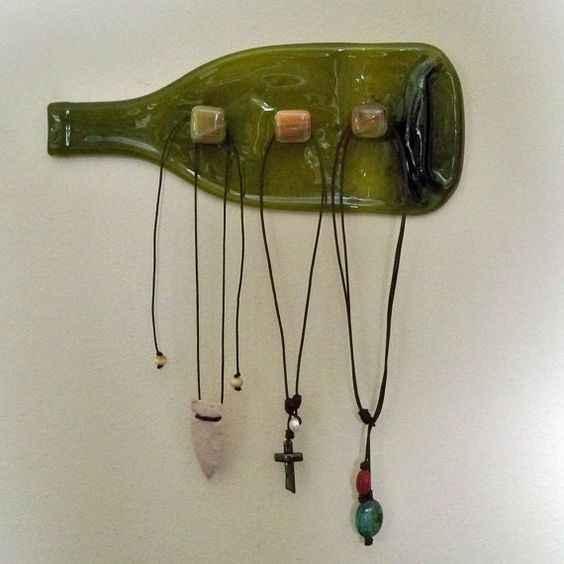 Что можно сделать из расплавленных бутылок 2 | Дока-Мастер