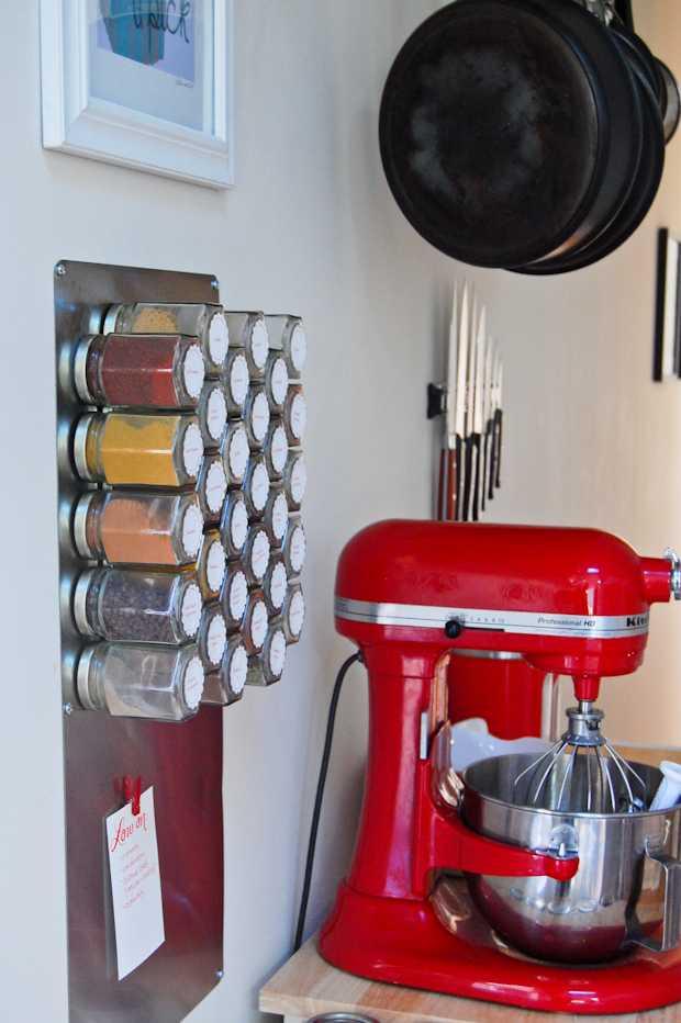 Как хранить вещи дома при помощи магнитов 2 | Дока-Мастер