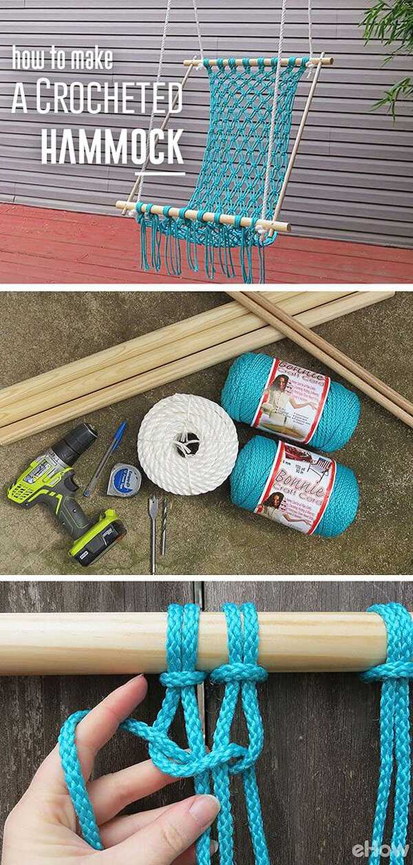 Творческие проекты из веревки сделанные своими руками 2 | Дока-Мастер
