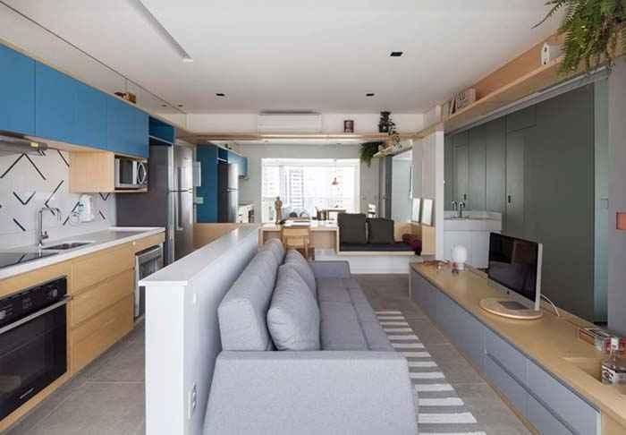Идеи оформления маленьких квартир. Правила и примеры