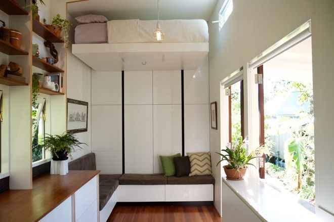 Идеи заимствованные из небольших домов