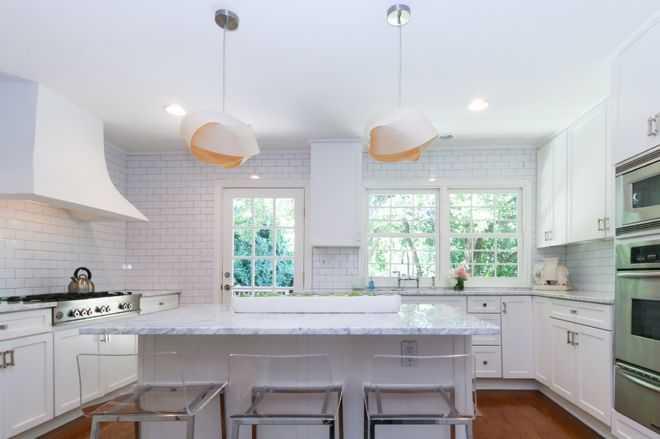 13 идей освещения для кухни 4 | Дока-Мастер