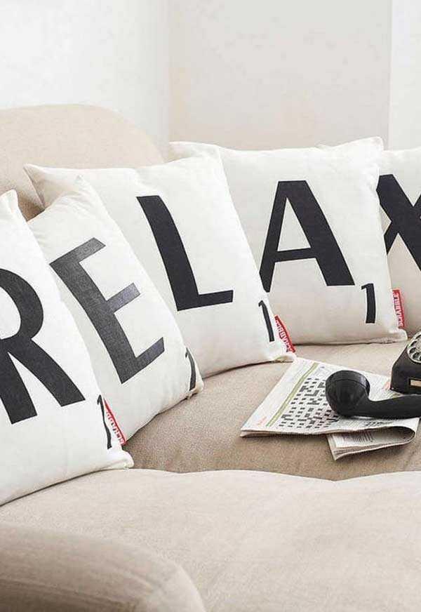 Забавные подушки для вашего дивана 3 | Дока-Мастер