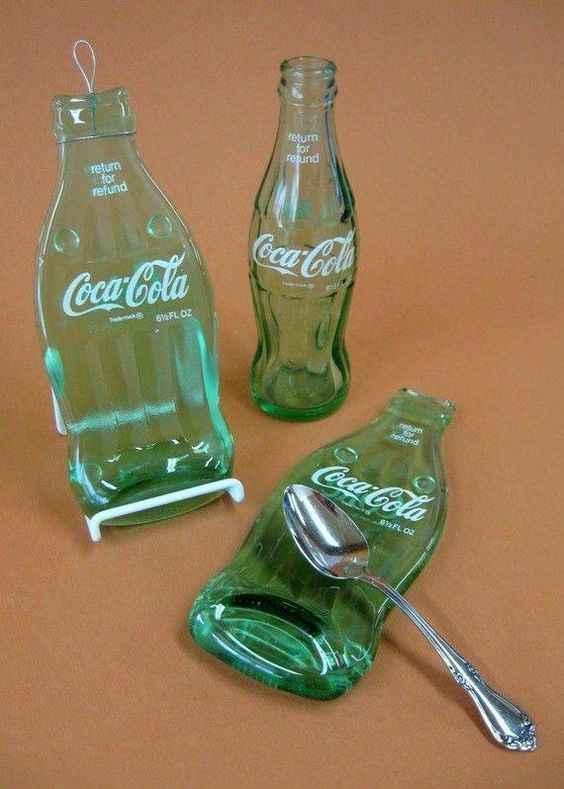 Что можно сделать из расплавленных бутылок 4 | Дока-Мастер