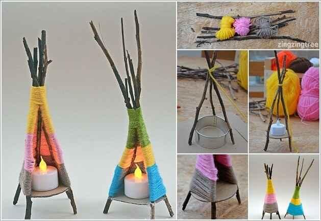 Несколько творческих идей которые можно сделать с детьми на выходных 4   Дока-Мастер