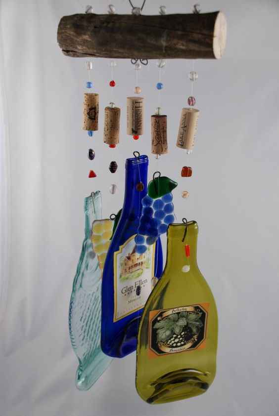 Что можно сделать из расплавленных бутылок 5 | Дока-Мастер