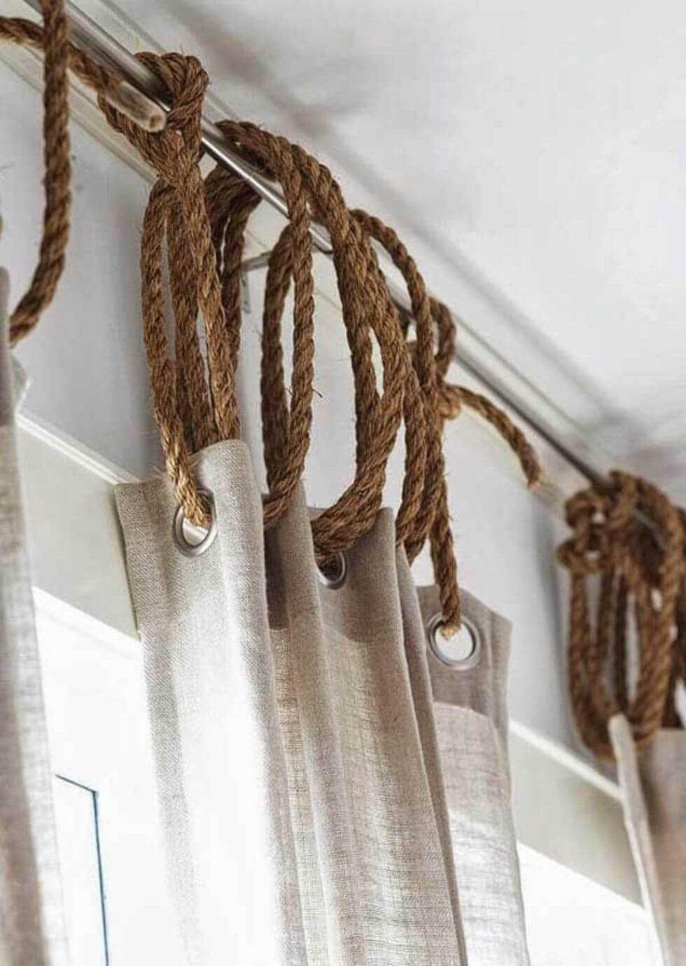 Творческие проекты из веревки сделанные своими руками 5 | Дока-Мастер