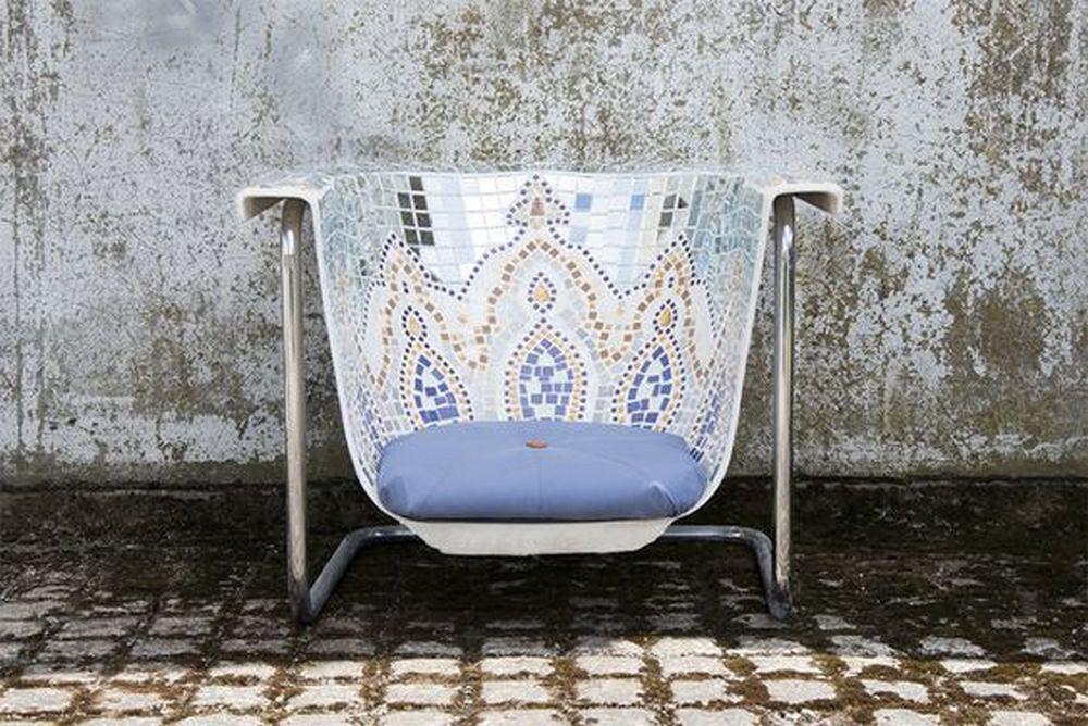 Как сделать современное кресло из старой ванны 6 | Дока-Мастер