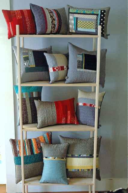 12 способов хранения подушек