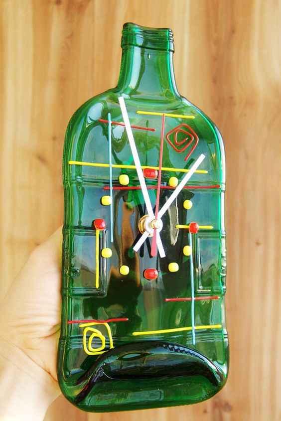 Что можно сделать из расплавленных бутылок 6 | Дока-Мастер