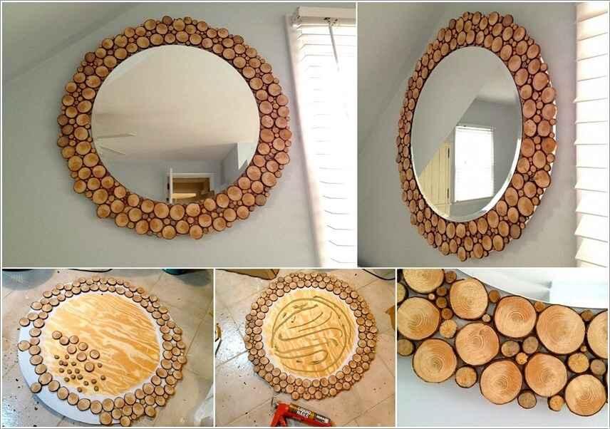 15 проектов предметов декора из спилов дерева 7 | Дока-Мастер