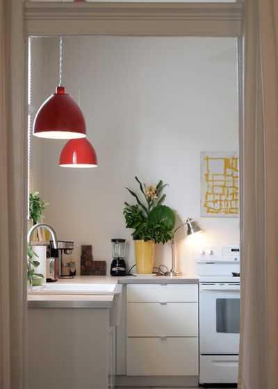 13 идей освещения для кухни