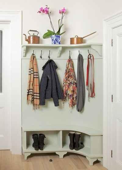 Скрытые места для хранения в вашей прихожей