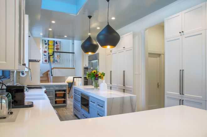 13 идей освещения для кухни 8 | Дока-Мастер