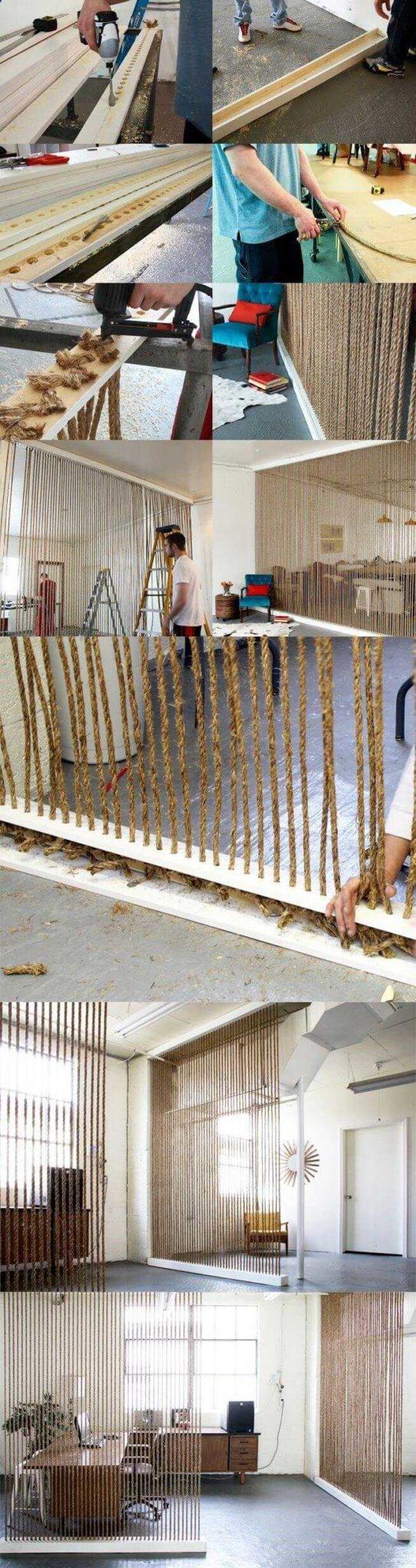 Творческие проекты из веревки сделанные своими руками 7 | Дока-Мастер