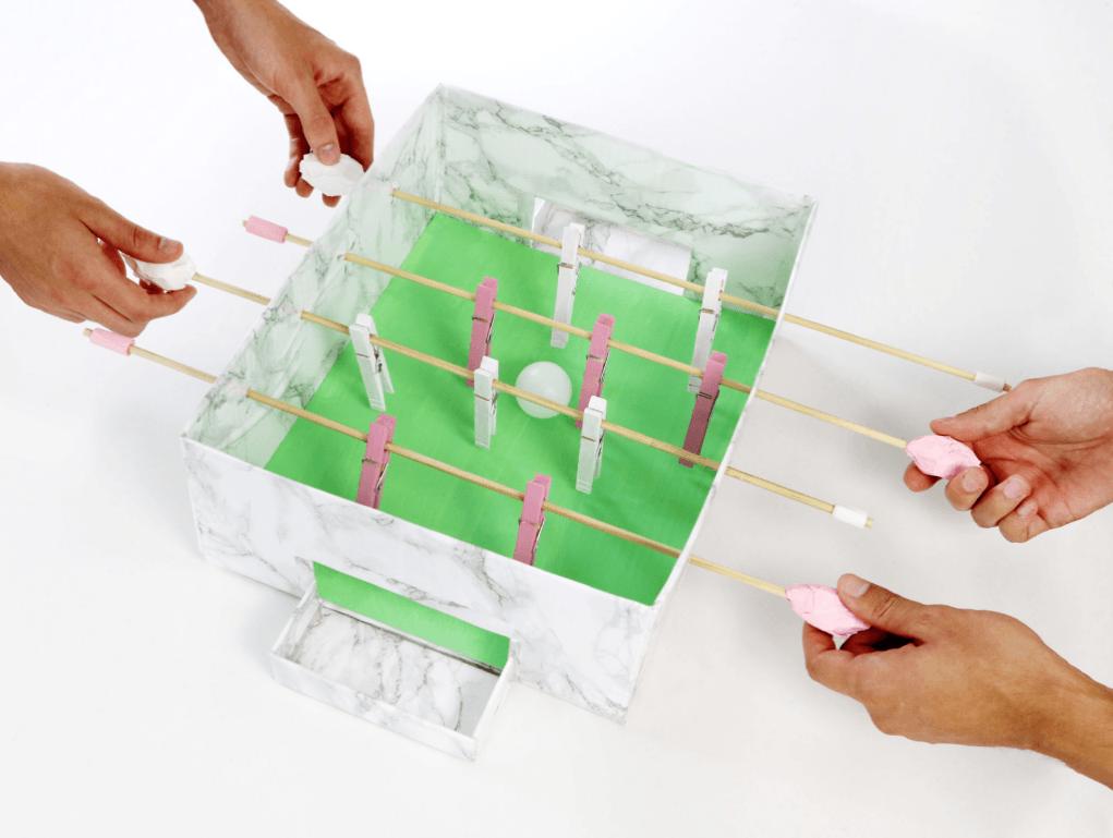 Что можно сделать из старых картонных коробок своими руками 7 | Дока-Мастер