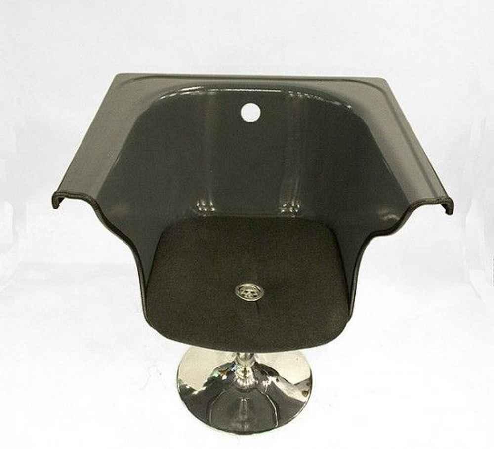 Как сделать современное кресло из старой ванны 8 | Дока-Мастер
