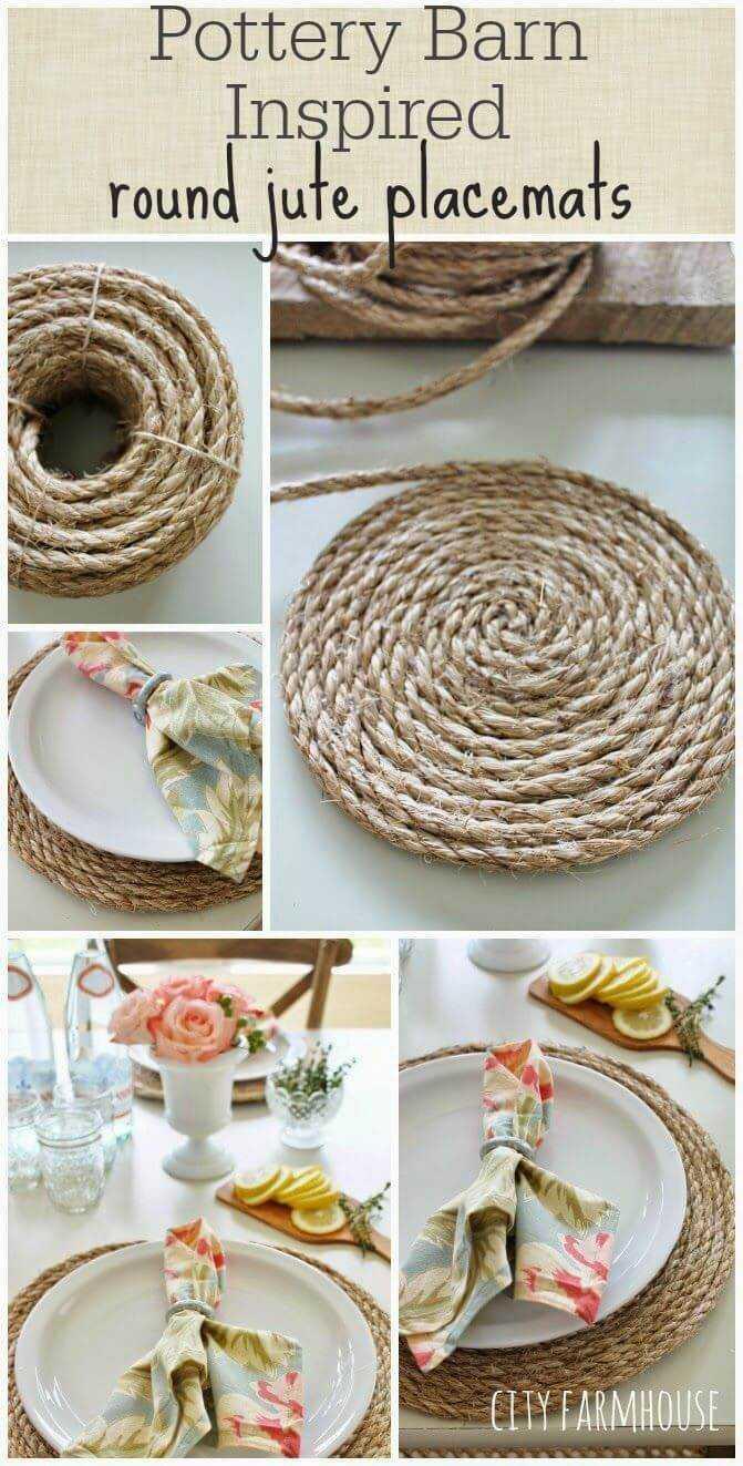 Творческие проекты из веревки сделанные своими руками 8 | Дока-Мастер