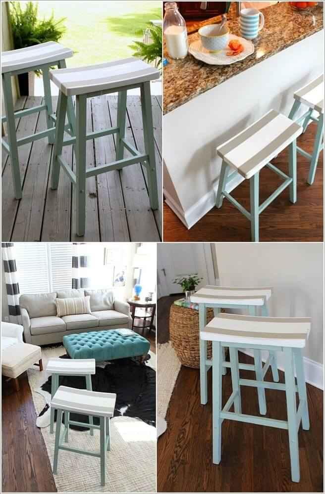 10 способов украсить дом с переделанной мебелью 9 | Дока-Мастер
