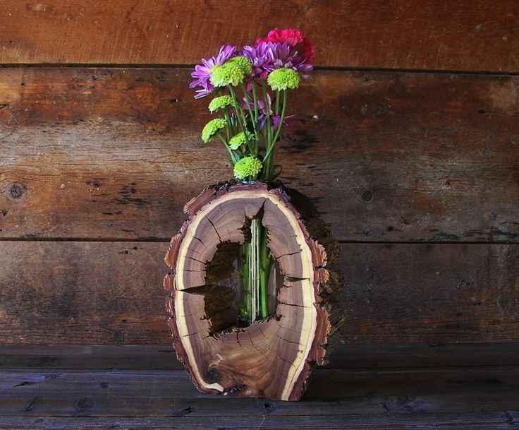12 творческих проектов из древесины