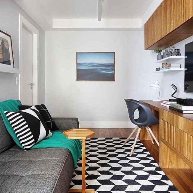 image9-43 | 25 идей оформления маленьких гостиных