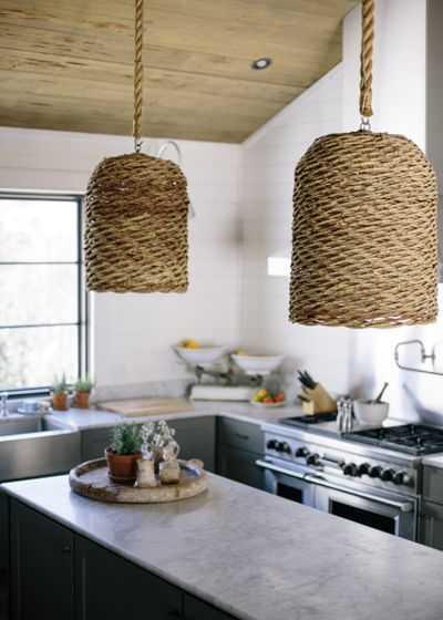 13 идей освещения для кухни 10 | Дока-Мастер