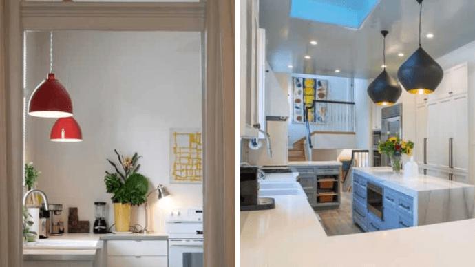 13 идей освещения для кухни 1 | Дока-Мастер