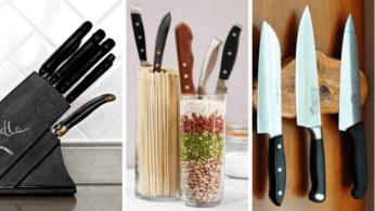 Как хранить ножи 5 | Дока-Мастер