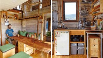 Идеи заимствованные из небольших домов 10 | Дока-Мастер