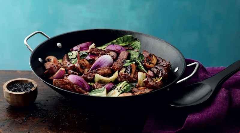 Зачем нужна сковорода вок (wok) и как ее выбрать