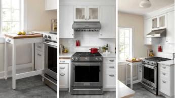 Как сделать 8 метровую кухню более функциональной 12 | Дока-Мастер