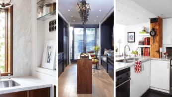 20 секретов удобства маленьких кухонь 9 | Дока-Мастер