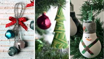 Рождественские и Новогодние украшения своими руками 1 | Дока-Мастер