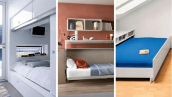 Идеи которые помогут спрятать гостевую кровать 1   Дока-Мастер