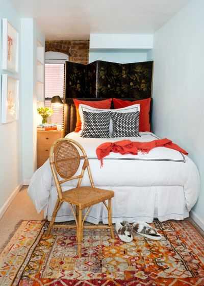 10 маленьких спален, которые кажутся большими 1 | Дока-Мастер