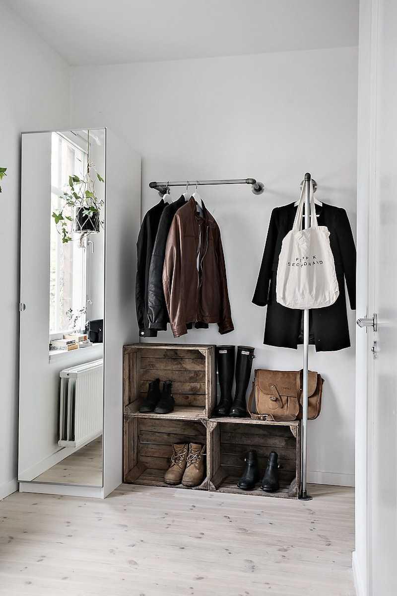 Стильные альтернативы платяному шкафу 2 | Дока-Мастер