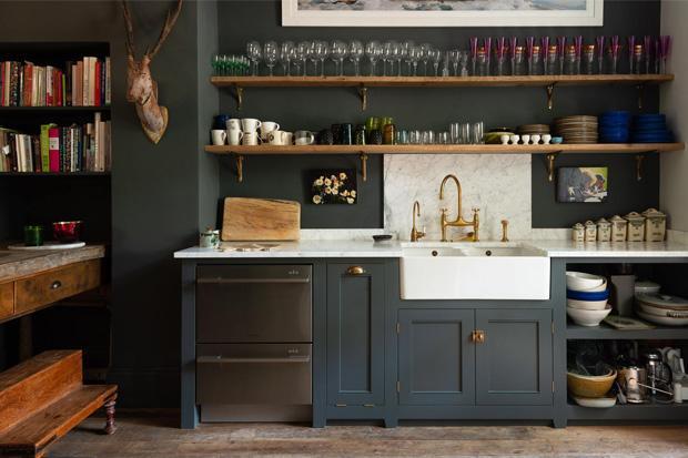 Элегантная классика: кухни в английском стиле 10 | Дока-Мастер