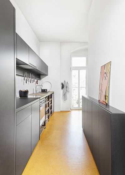 Скрытые возможности хранения на кухне 11 | Дока-Мастер