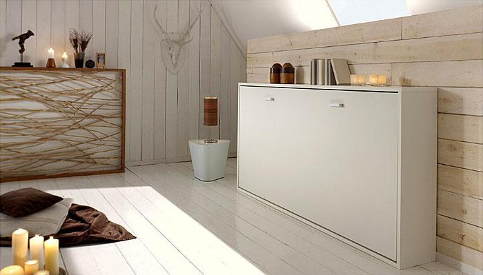 Идеи которые помогут спрятать гостевую кровать 12 | Дока-Мастер