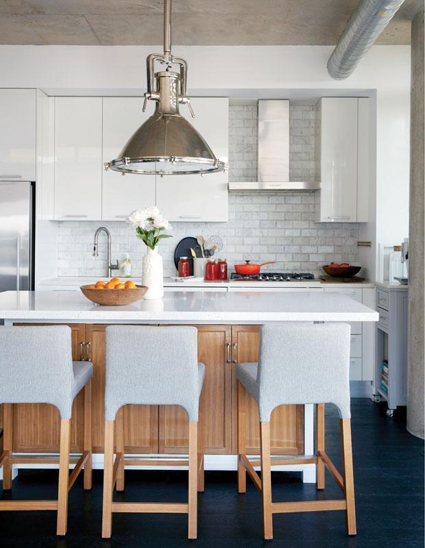 20 секретов удобства маленьких кухонь 13 | Дока-Мастер