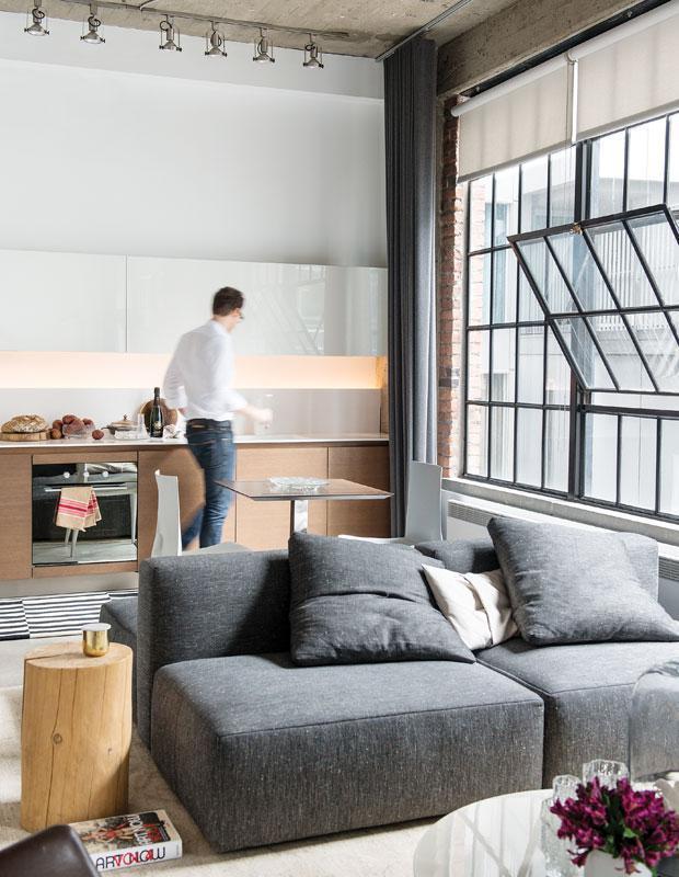 20 секретов удобства маленьких кухонь 16 | Дока-Мастер